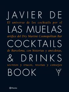 cocktails & drinks book (edicion ampliada)-javier de las muelas-9788408109983
