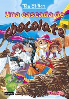 tea stilton 19 :una cascada de chocolate-tea stilton-9788408152583