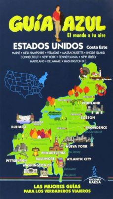 Inmaswan.es Eeuu: Costa Este 2014 (Guia Azul) Image