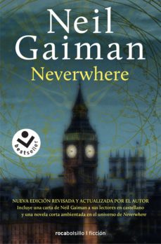 Descargas de ebooks epub gratis. NEVERWHERE RTF FB2 de NEIL GAIMAN in Spanish 9788416240883