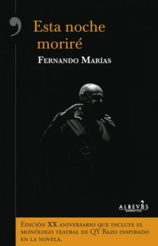 Ebook para descarga de conocimiento general ESTA NOCHE MORIRE de FERNANDO MARIAS in Spanish 9788416328383
