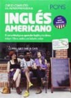Ojpa.es Curso Pons De Inglés Americano (1 Libro + 1 Anexo + 2 Cd) A1-a2 Image