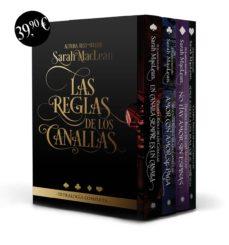 pack las reglas de los canallas (tetralogia)-sarah maclean-9788416580583
