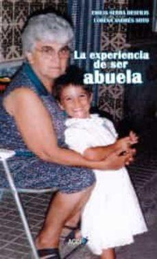 la experiencia de ser abuela-9788416956883