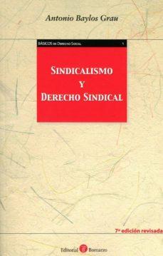 Descargar libros en ingles pdf gratis SINDICALISMO Y DEREHCO SINDICAL