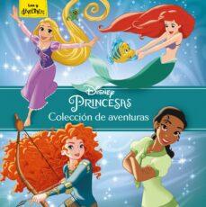 princesas. colección de aventuras-9788417529383