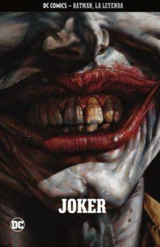 Descargar y leer BATMAN, LA LEYENDA Nº 08: JOKER gratis pdf online 1
