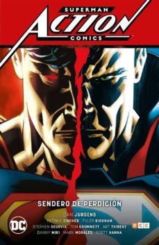 Titantitan.mx Superman: Action Comics (Vol. 01): Sendero De Perdicion Image