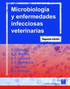 Una descarga de libros MICROBIOLOGIA Y ENFERMEDADES INFECCIOSAS VETERINARIAS (2ª ED.) en español