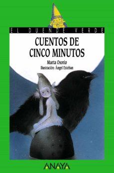 cuentos de cinco minutos-marta osorio-9788420735283