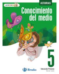 Permacultivo.es Lapiceros Conocimiento Del Medio 5 (5º Primaria) Asturias Image
