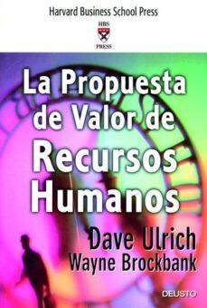 Viamistica.es La Propuesta De Valor De Los Recursos Humanos Image