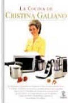 la cocina de cristina galiano-cristina galiano-9788423921683