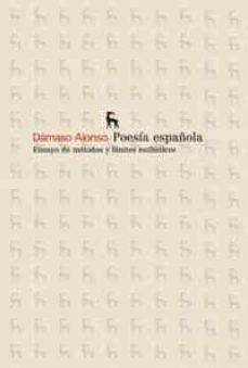 Ojpa.es Poesia Española: Ensayo De Metodos Y Limites Estilisticos Image