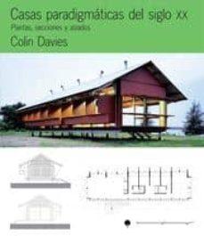 Geekmag.es Casas Paradigmaticas Del Siglo Xx: Plantas, Secciones Y Alzados Image