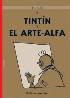 tintin y el arte- alfa-9788426138583
