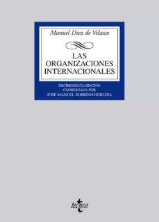Descargar LAS ORGANIZACIONES INTERNACIONALES gratis pdf - leer online