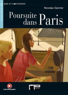 Libros para descargar en mp3 gratis POURSUITE DANS PARIS. LIVRE + CD 9788431691783