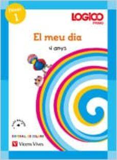 Titantitan.mx Logico. Espiral De Colors 4 Anys. El Meu Dia Image