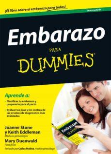 embarazo para dummies-joanne stone-keith eddleman-mary duenwald-9788432921483