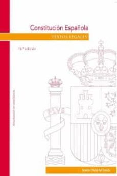 Bressoamisuradi.it Constitucion Española (16ª Ed.) Image