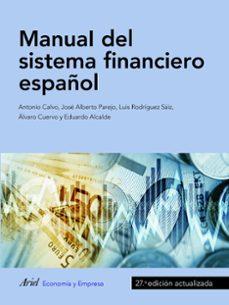 Vinisenzatrucco.it Manual Del Sistema Financiero Español (27ª Ed.) Image