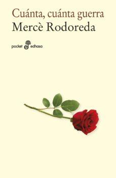 Joomla libros pdf descarga gratuita CUANTA CUANTA GUERRA en español CHM MOBI de MERCÈ RODOREDA