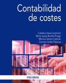 Descargar CONTABILIDAD DE COSTES gratis pdf - leer online