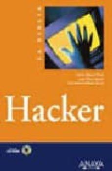 Descargar LA BIBLIA DE HACKER gratis pdf - leer online