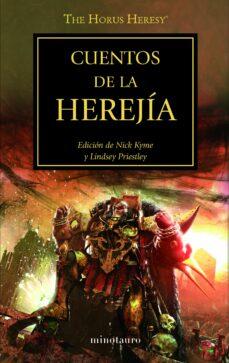 Padella.mx La Herejia De Horus 10: Cuentos De La Herejia Image