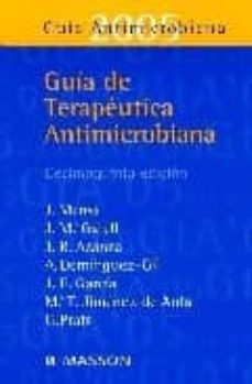 Geekmag.es Guia Terapeutica Antimicrobiana (15ª Ed.) Image