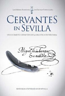 Descargar CERVANTES EN SEVILLA gratis pdf - leer online