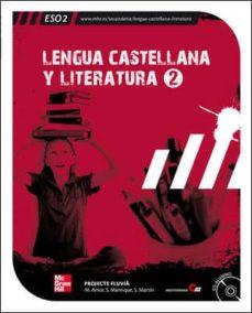 Inmaswan.es Lengua Castellana Y Literatura 2º Eso (Projecte Fluvia) Image