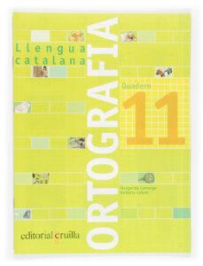 Titantitan.mx Quadern Ortografia Catalana Nº 11 Primaria Image