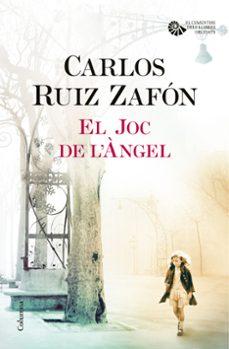 Descargar libros de audio gratis en línea EL JOC DE L ANGEL CHM ePub FB2 (Literatura española) 9788466421683