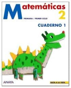 Inmaswan.es Matematicas 2. Cuaderno 1 (Comunidad De Madrid. Educacion Primari A. Primer Ciclo) Image