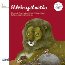 Geekmag.es Jardin Cuentos Infantil 4 Años Cuento 2 Leon Raton Image
