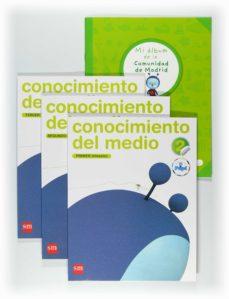 Inciertagloria.es Conocimiento Del Medio (2º Primaria) Conecta Con Pupi (Trimestres ) Image