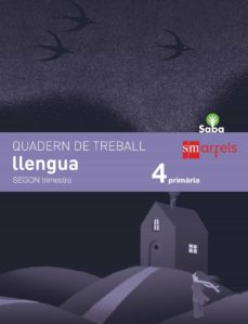 llengua 4º educacion primaria quadern 2º trimestre saba 2015 (valenciano)-9788467579383