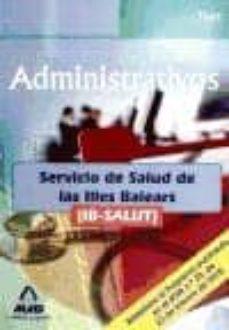 Padella.mx Administrativos Del Ib-salut: Test Image