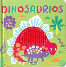 Permacultivo.es Toca Y Siente El Libro : Dinosaurios Image