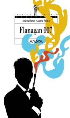 flanagan 007 (ebook)-andreu martin-jaume ribera-9788467872583