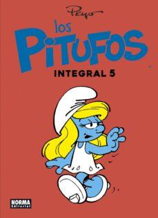 los pitufos: integral 5-9788467934083