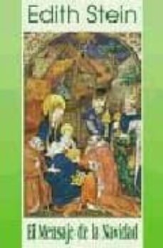 el mensaje de la navidad-edith stein-9788472394483