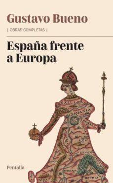 Cronouno.es España Frente A Europa Image