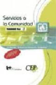 Permacultivo.es Temario Oposiciones Vol. I. Cuerpo De Profesores Tecnicos De Form Acion Profesional. Servicios A La Comunidad Image