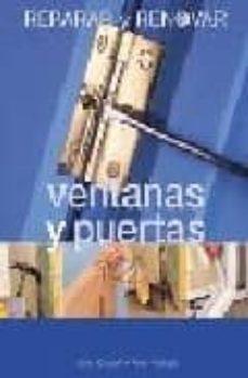 Descarga gratuita de audiolibros en formato mp3. REPARAR Y RENOVAR VENTANAS Y PUERTAS in Spanish 9788484039983