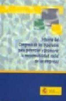 Followusmedia.es Informe Del Congreso De Los Diputados Para Potenciar Y Promover L A Responsabilidad Social De Las Empresas Image