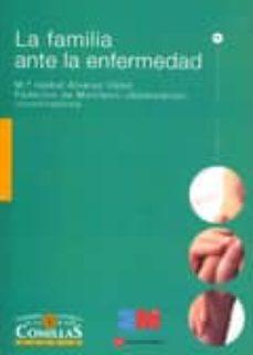 la familia ante la enfermedad-mª isabel alvarez velez-9788484682783