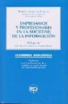EMPRESARIOS Y PROFESIONALES EN LA SOCIEDAD DE LA INFORMACION - PATRICIA MARQUEZ LOBILLO | Triangledh.org